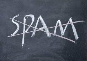 Spam en nieuwsbrieven
